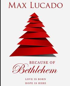 Image result for because of bethlehem