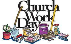 Image result for church work party