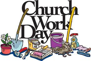 Image result for church work day
