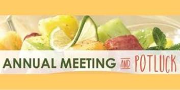 Image result for church annual meeting and potluck