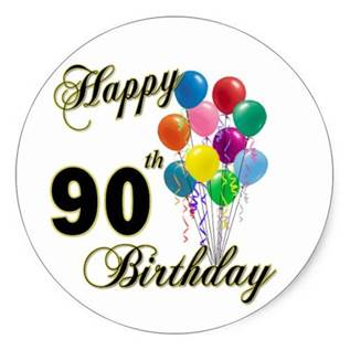 Image result for Happy 90 birthday