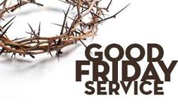 Image result for good friday service