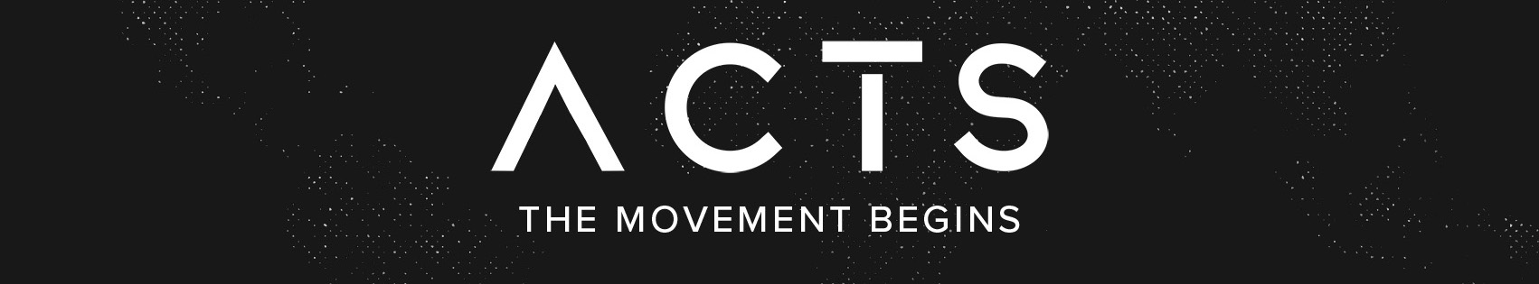 Acts: The Movement Begins